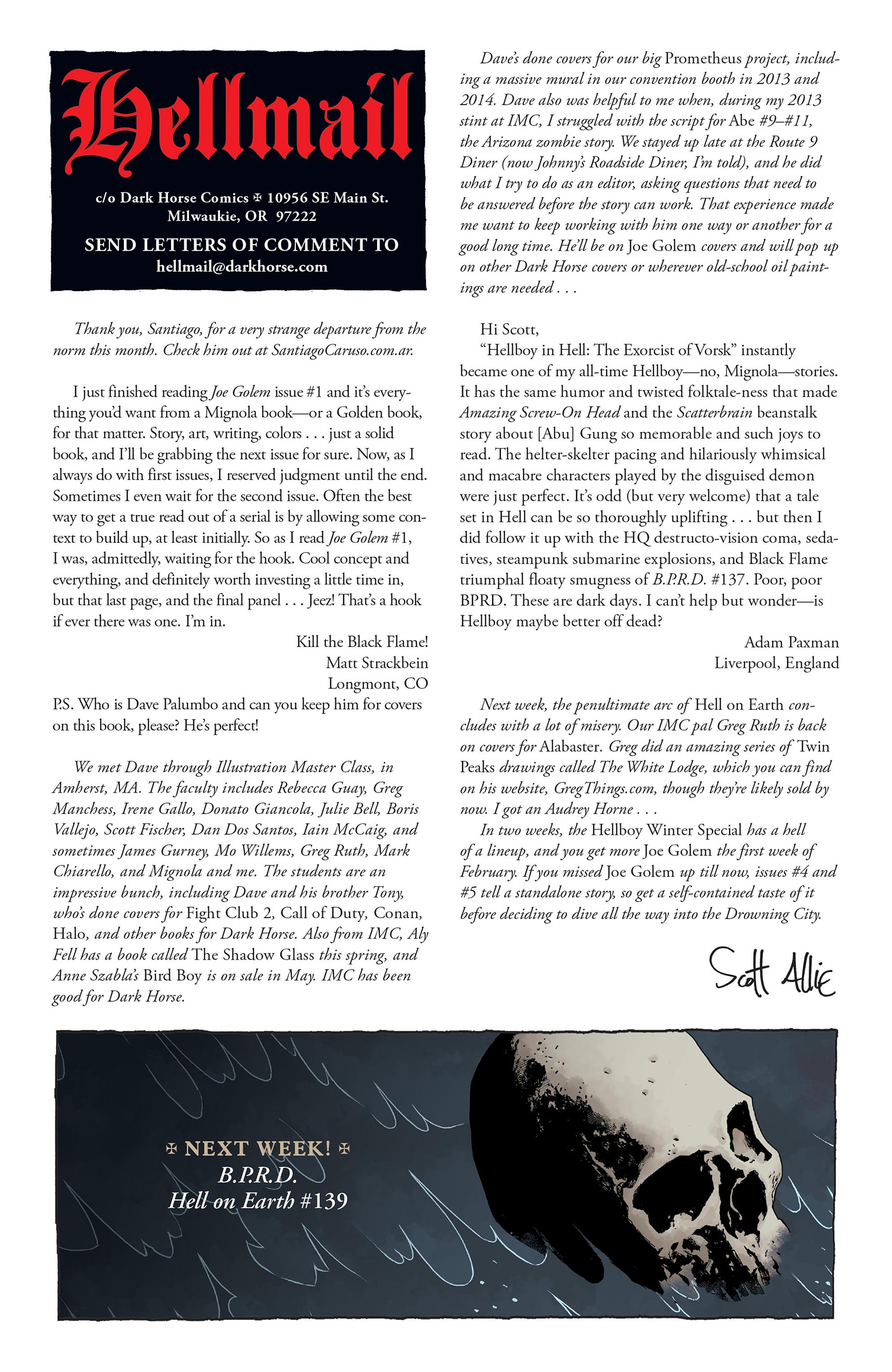 Read online Abe Sapien comic -  Issue #30 - 23