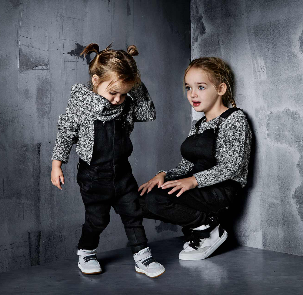 Chi Khi AW16 - Cool kids clothes - overalls
