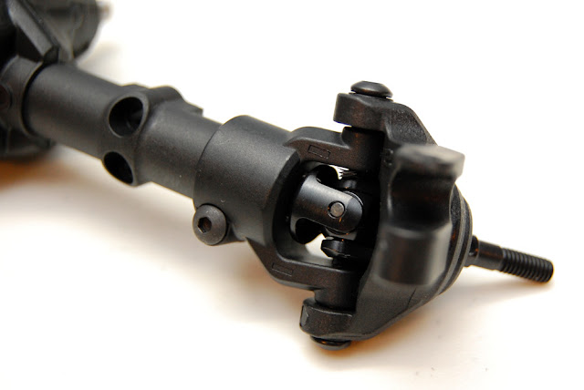 Axial SCX10 II Steering Knuckles and Axles
