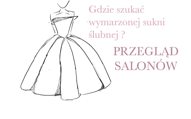 Gdzie szukać wymarzonej sukni ślubnej? Przegląd salonów: #2 Mariaż