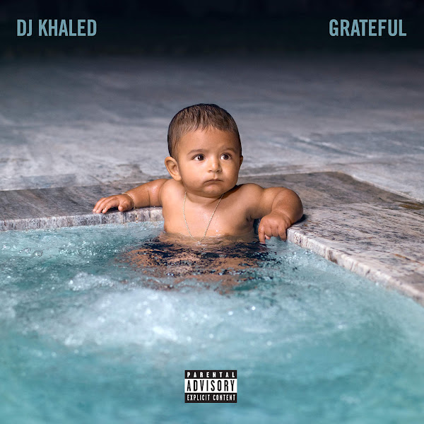 DJ Khaled - Grateful Cover