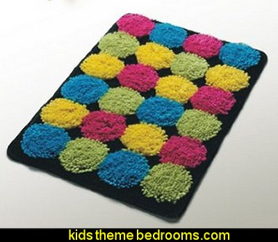 Cupcakes kids Room Rugs