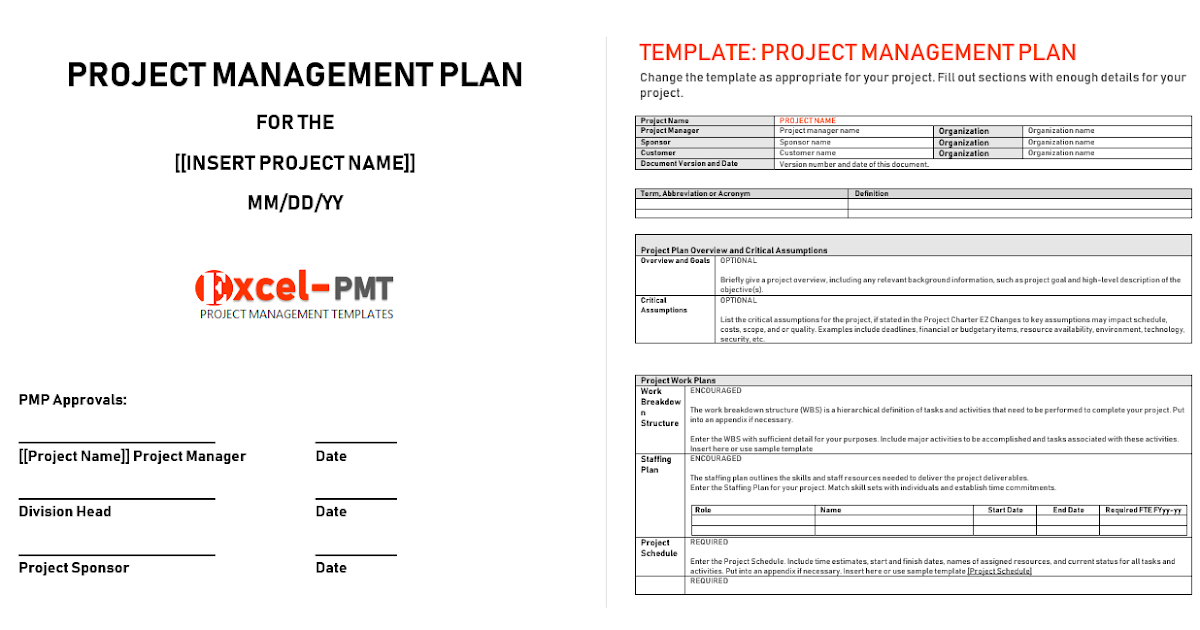 Sample Project Management Plan from 2.bp.blogspot.com