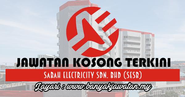Jawatan Kosong 2017 di Sabah Electricity Sdn. Bhd www.banyakjawatan.my