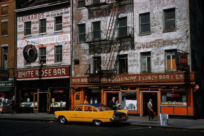 Color Photos Of New York In 1960s Vintage Everyday