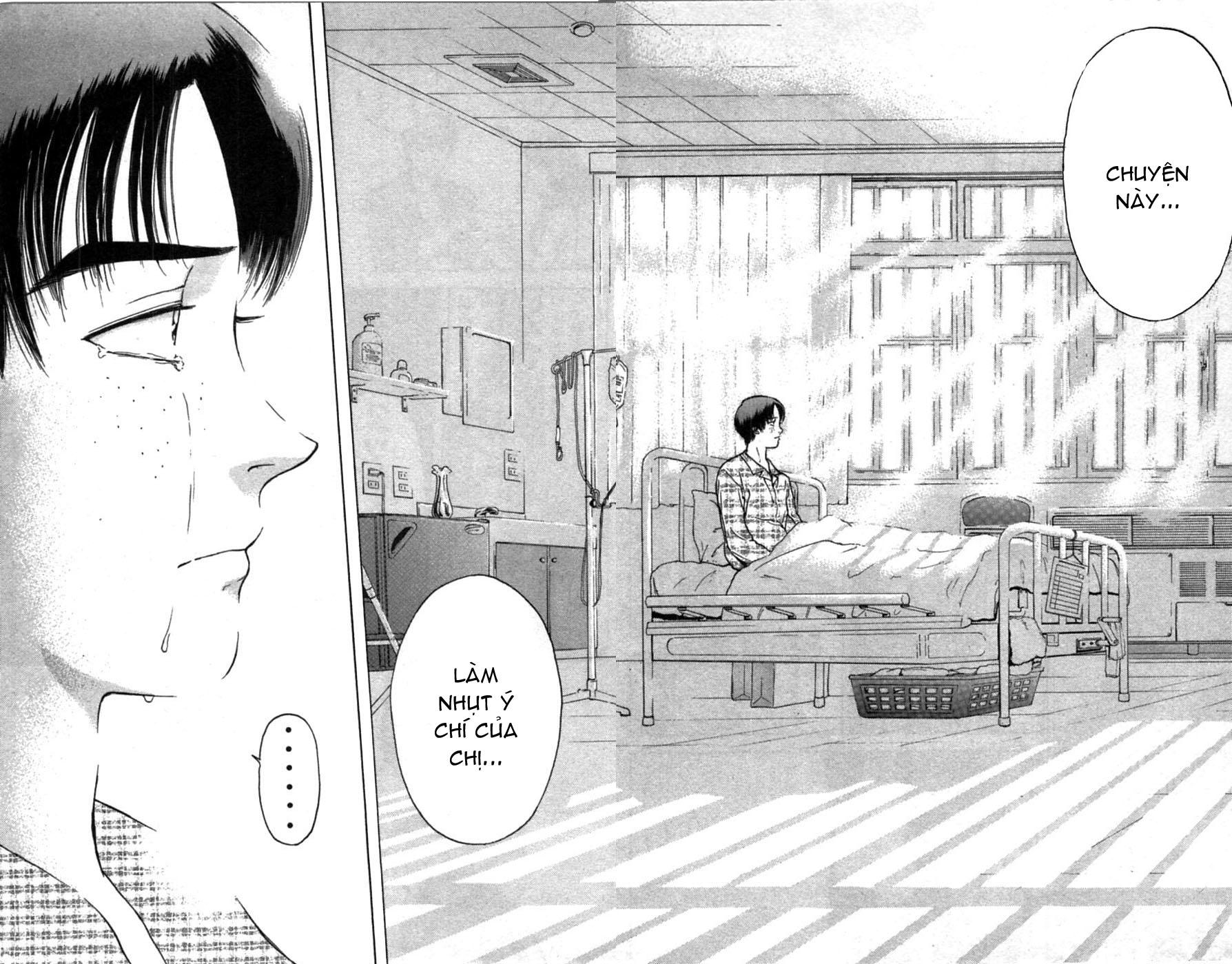 Psychometrer Eiji chapter 42 trang 19
