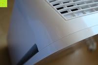 Ecke: Beurer LR 300 Luftreiniger mit HEPA Filter für 99,5% Filterleistung, ideal bei Heuschnupfen und zur Allergievorbeugung