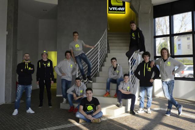 Rossi Tertarik Dengan Bakat Yang Dimiliki Galang | VR46 Academy News