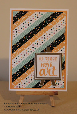 Stampin' Up! Painters Pallete