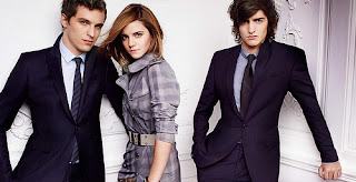 Burberry Campaign 2012
