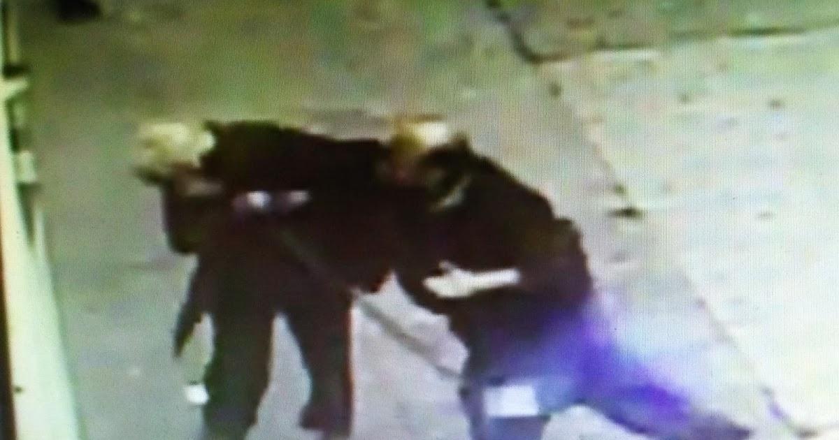Good Samaritan takes down homeless man who attacked elderly women in Brooklyn