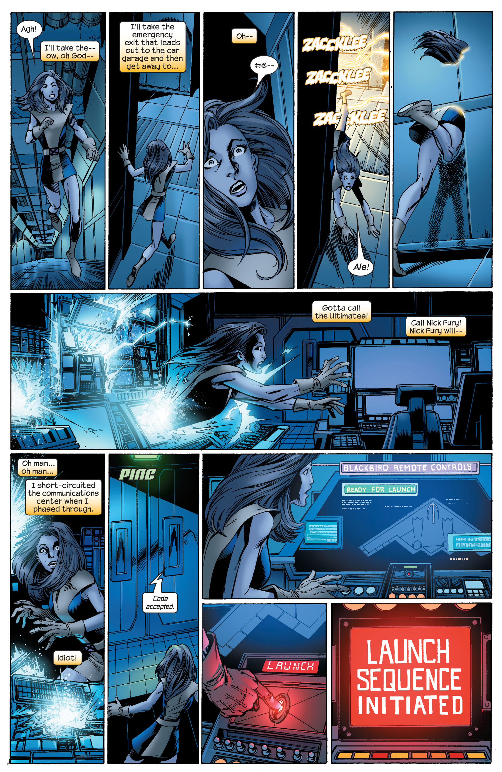 Read online Ultimate Spider-Man (2000) comic -  Issue #91 - 18