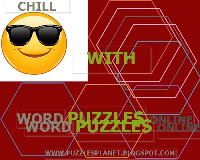 Brain Training Exercise Word Puzzle Saturday005 Series
