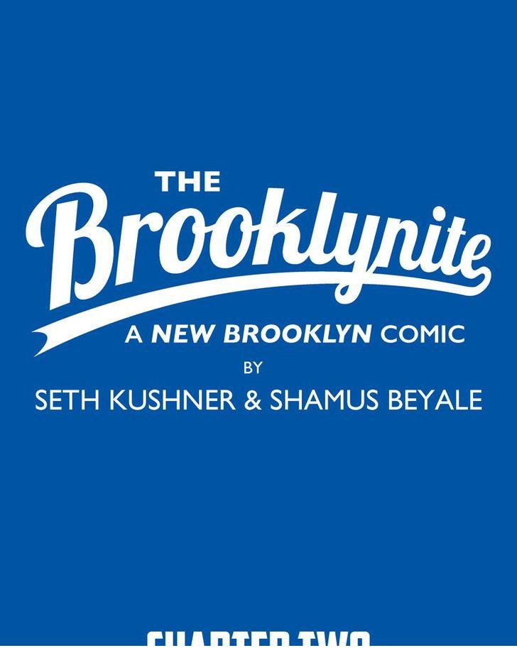 The Brooklynite - Chapter 2