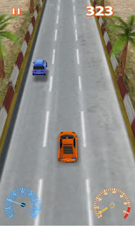 Screen Shot SpeedCar