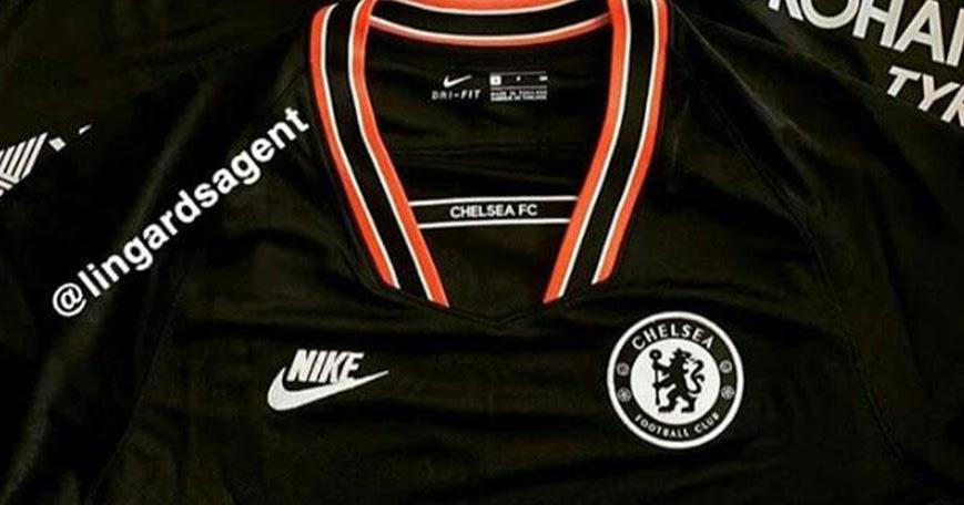 Chelsea 19-20 Third Kit Leaked