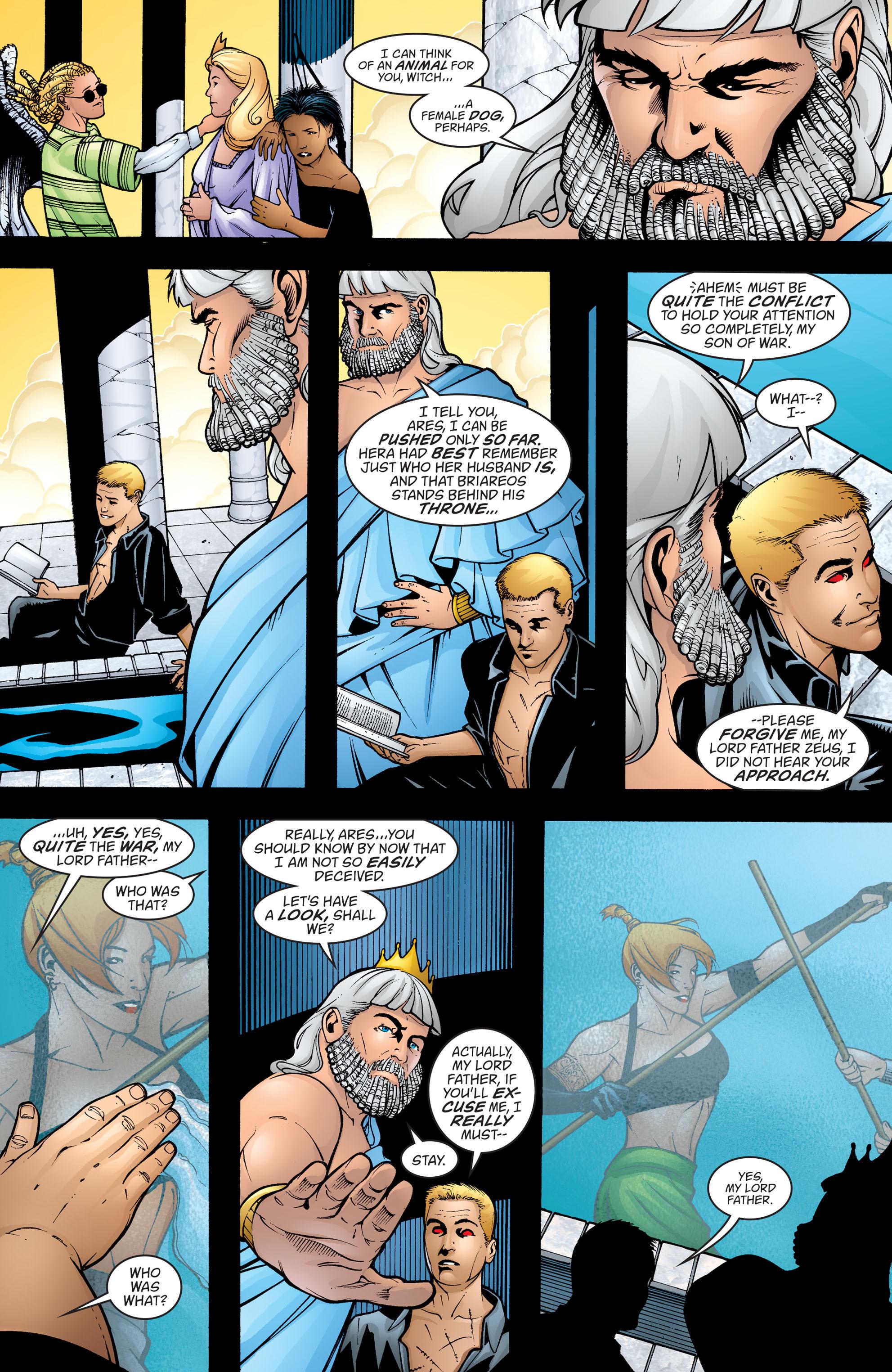 Read online Wonder Woman (1987) comic -  Issue #199 - 3