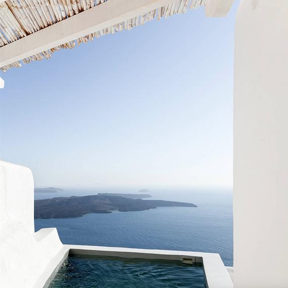 The Vasilicos Hotel, Santorini