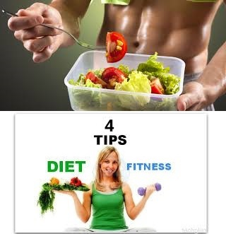 4 Diet Fitness Tips You Can Use Today
