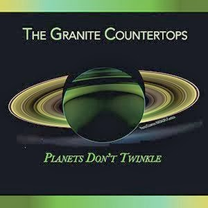 PLANETS DON'T TWINKLE - THE GRANITE COUNTERTOPS