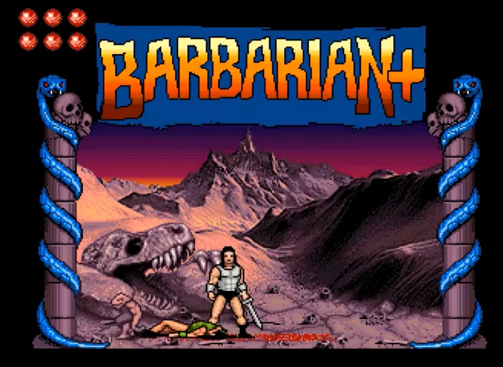 Indie Retro News: Barbarian