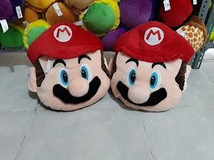 Bantal Karakter Mario