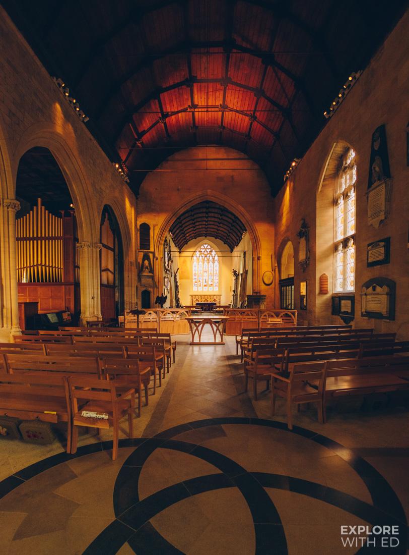 The Holy Trinity Church, Bradford-on-Avon