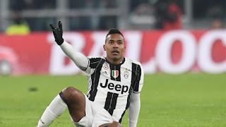 Juventus le condizioni di Alex Sandro Serie A video