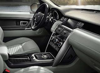 2017 range rover discovery sport dashboard interior