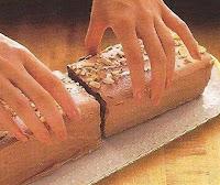 como hacer un pastel de navidad