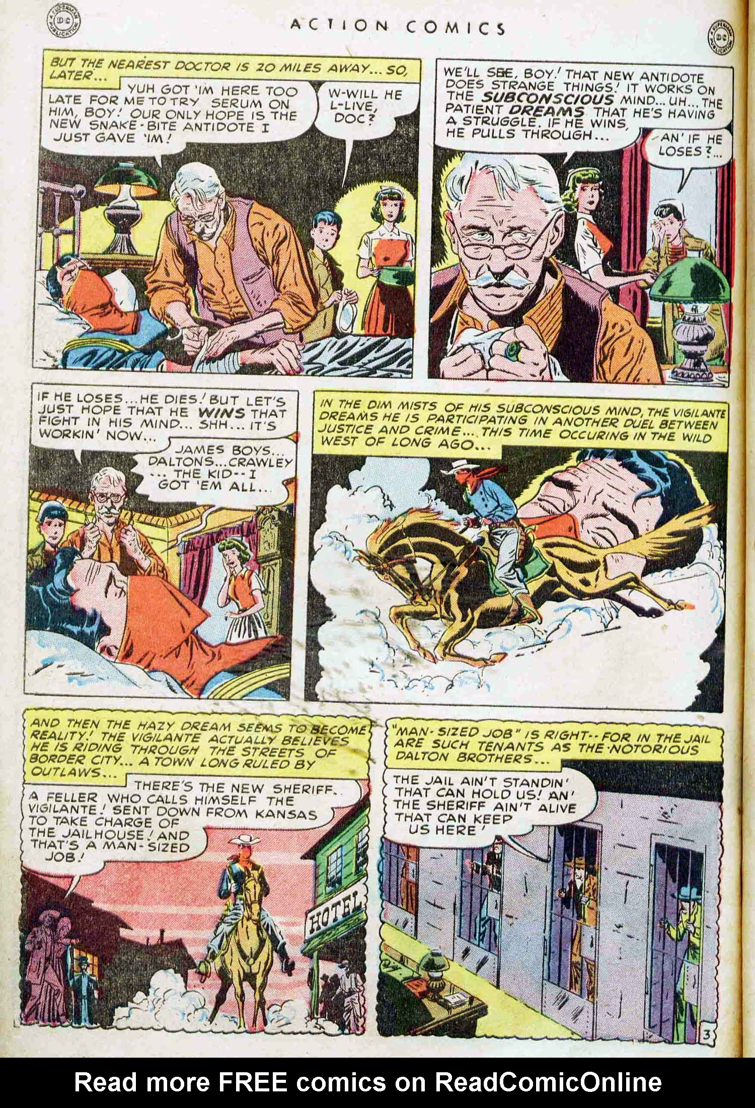 Read online Action Comics (1938) comic -  Issue #129 - 43