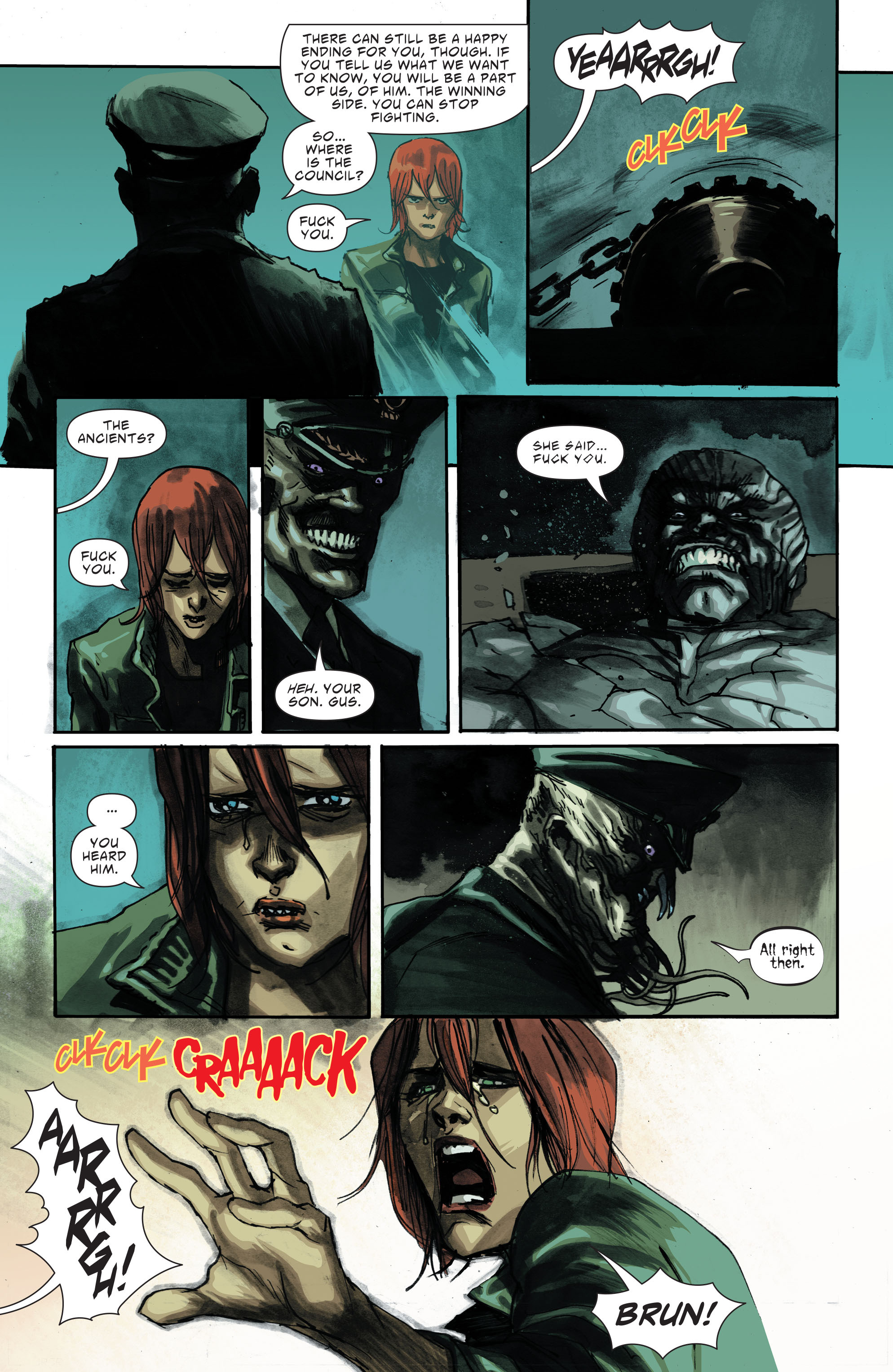 Read online American Vampire: Second Cycle comic -  Issue #9 - 10