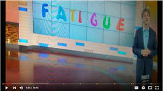 DR. OZ TODAY EPISODE : Do You Have Chronic Fatigue? The Real Reason you've got No Energy