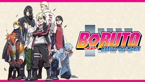 Boruto: Naruto the Movie Sub Español [HD – MP4] [720p] [BDrip] [Ligero – MP4]