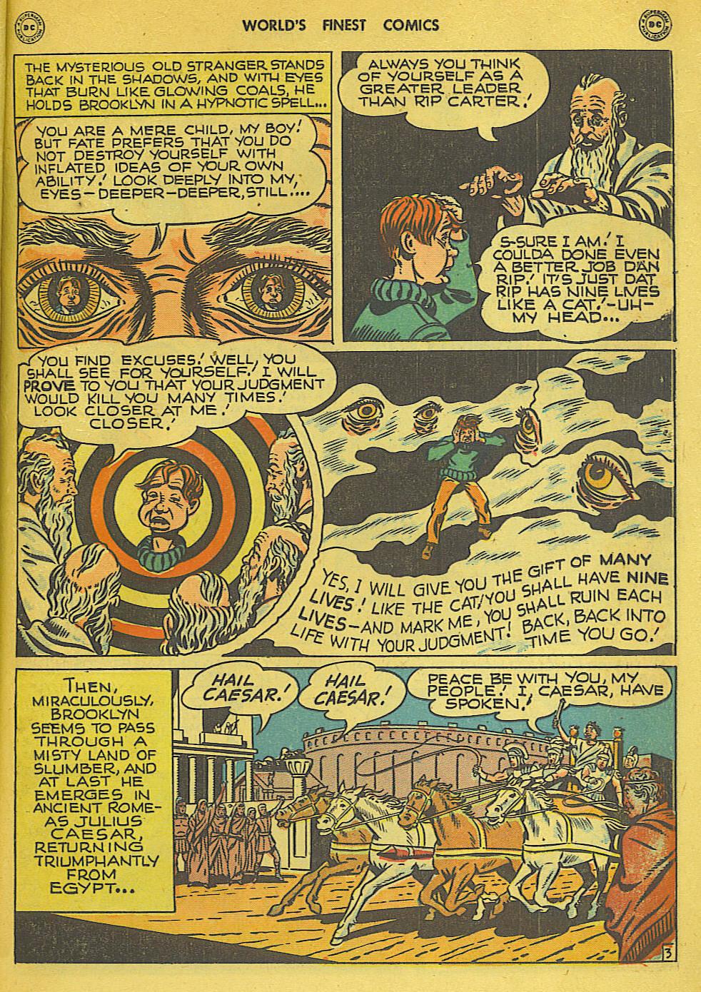 Read online World's Finest Comics comic -  Issue #34 - 29