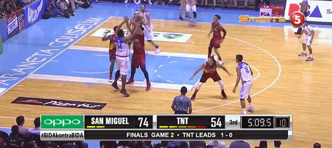 San Miguel def. TNT, 102-88 (REPLAY VIDEO) Finals Game 2 / June 23