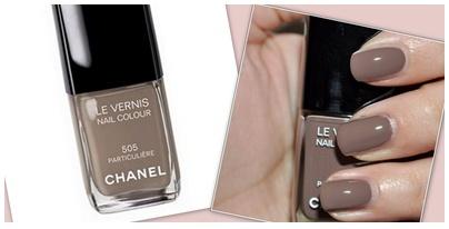 Esmalte Particuliére da Chanel