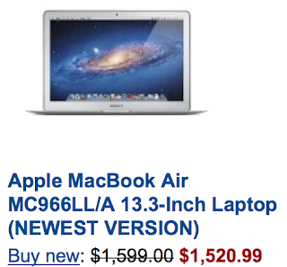 <b>Is It Apple Forcing Down Apple's Hardware Prices, or Amazon?</b>