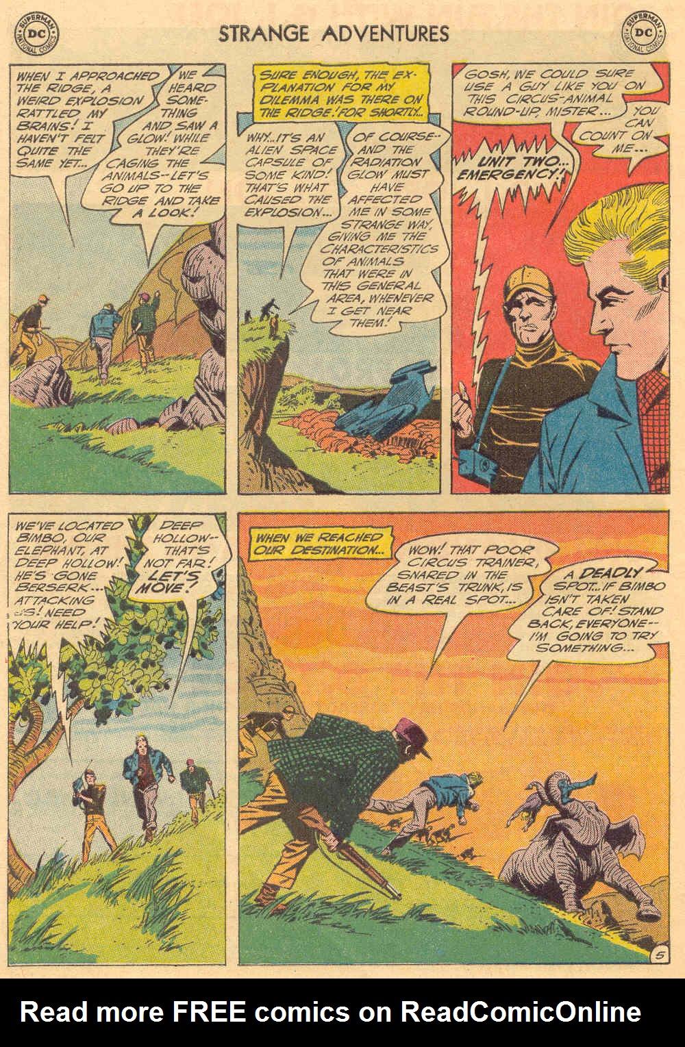 Strange Adventures (1950) issue 180 - Page 8