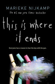 "Adult Book Group Reads ""This Is Where It Ends"" for June 2nd or 7th, 2017"