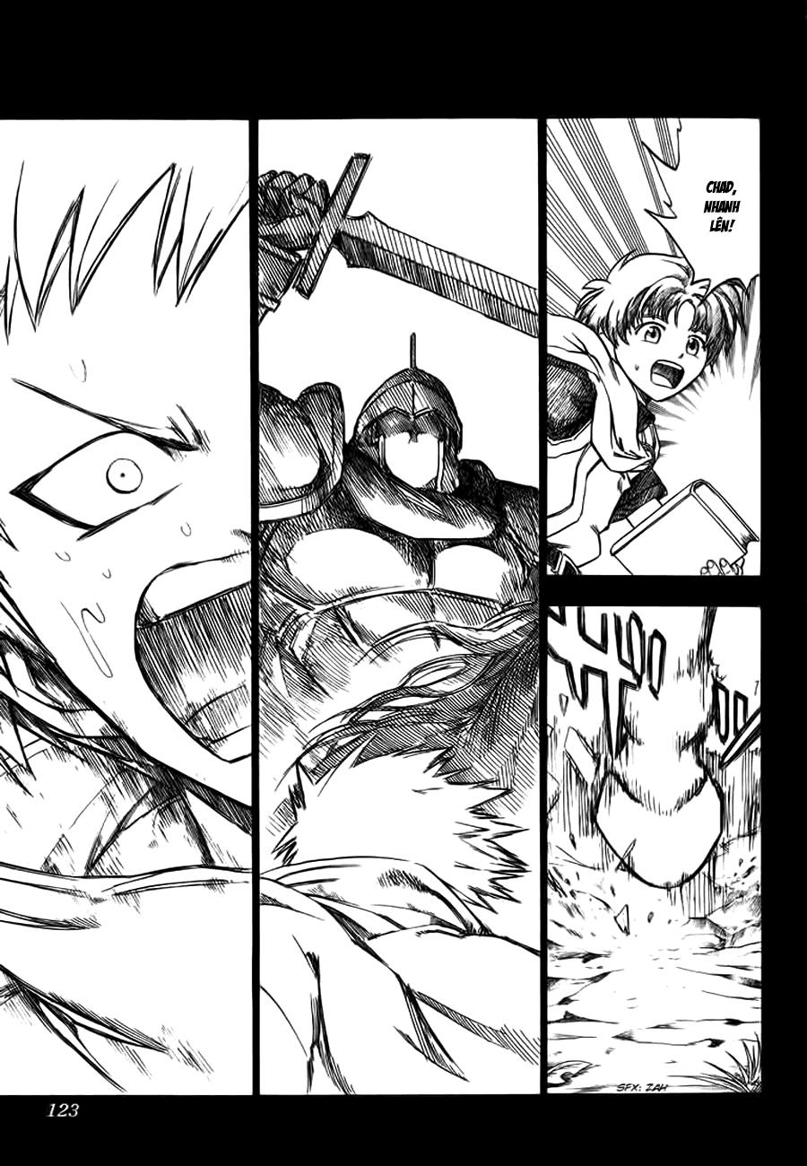 Fire Emblem - Hasha no Tsurugi chap 003 trang 12