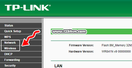 Hướng dẫn cài đặt và cấu hình wifi TP-Link