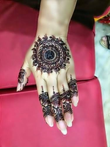 Cute Girl Style Wallpaper Beautiful Mahndi Designs Collection 2014 15 Lifestyle 350