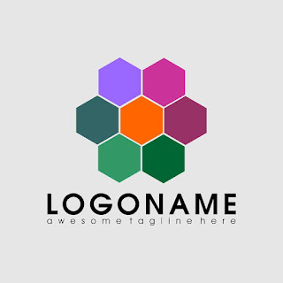 Creative Polygon Logo Template Free Download Vector CDR, AI, EPS and PNG Formats