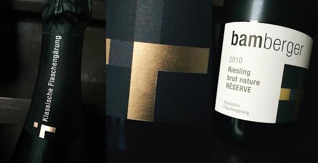Riesling brut nature Réserve - Wein- und Sektgut Bamberger aus Meddersheim an der Nahe