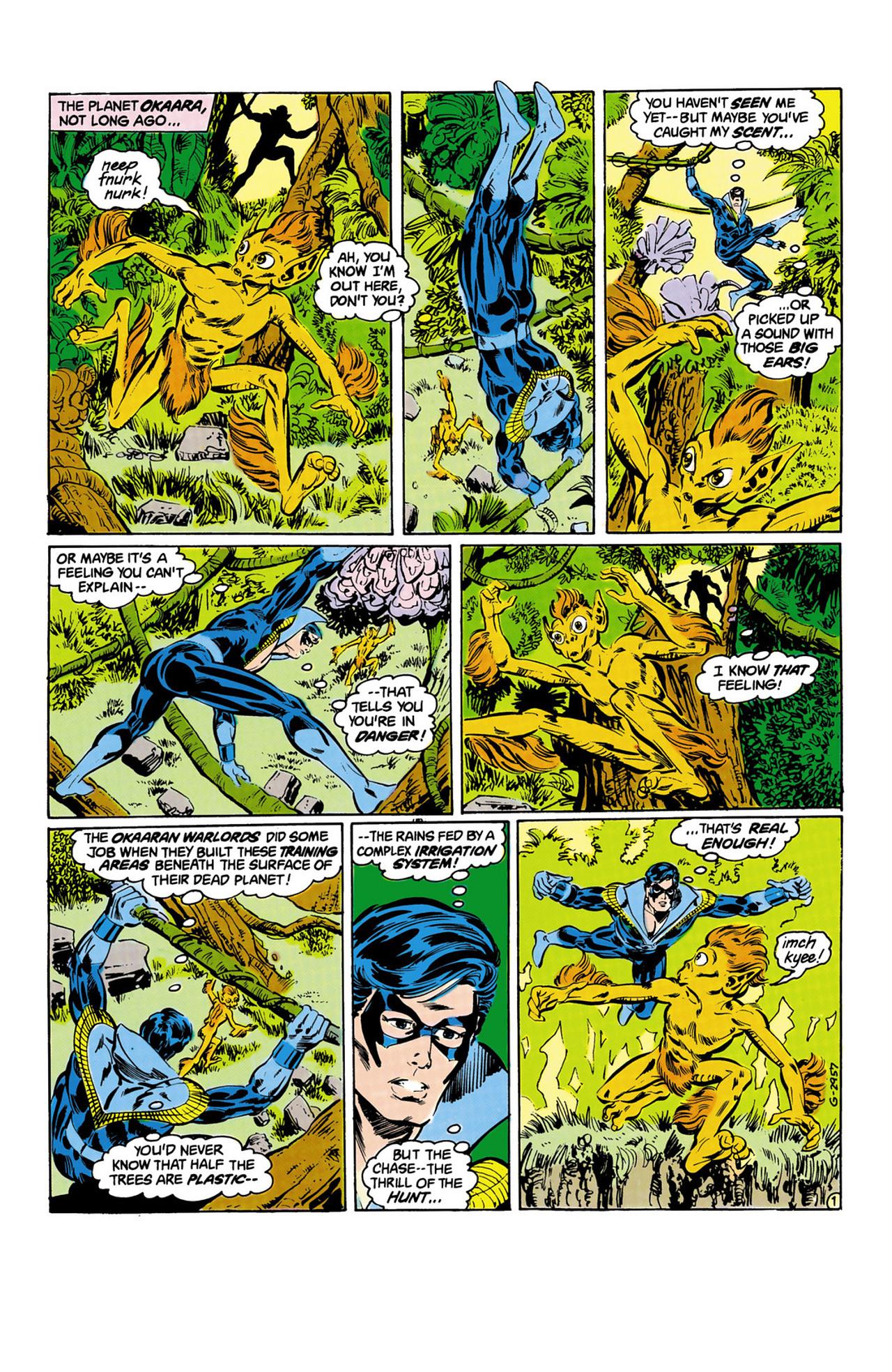 Read online Secret Origins (1986) comic -  Issue #13 - 2