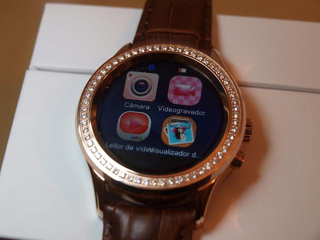 Análise Smartwatch No.1 D2 18