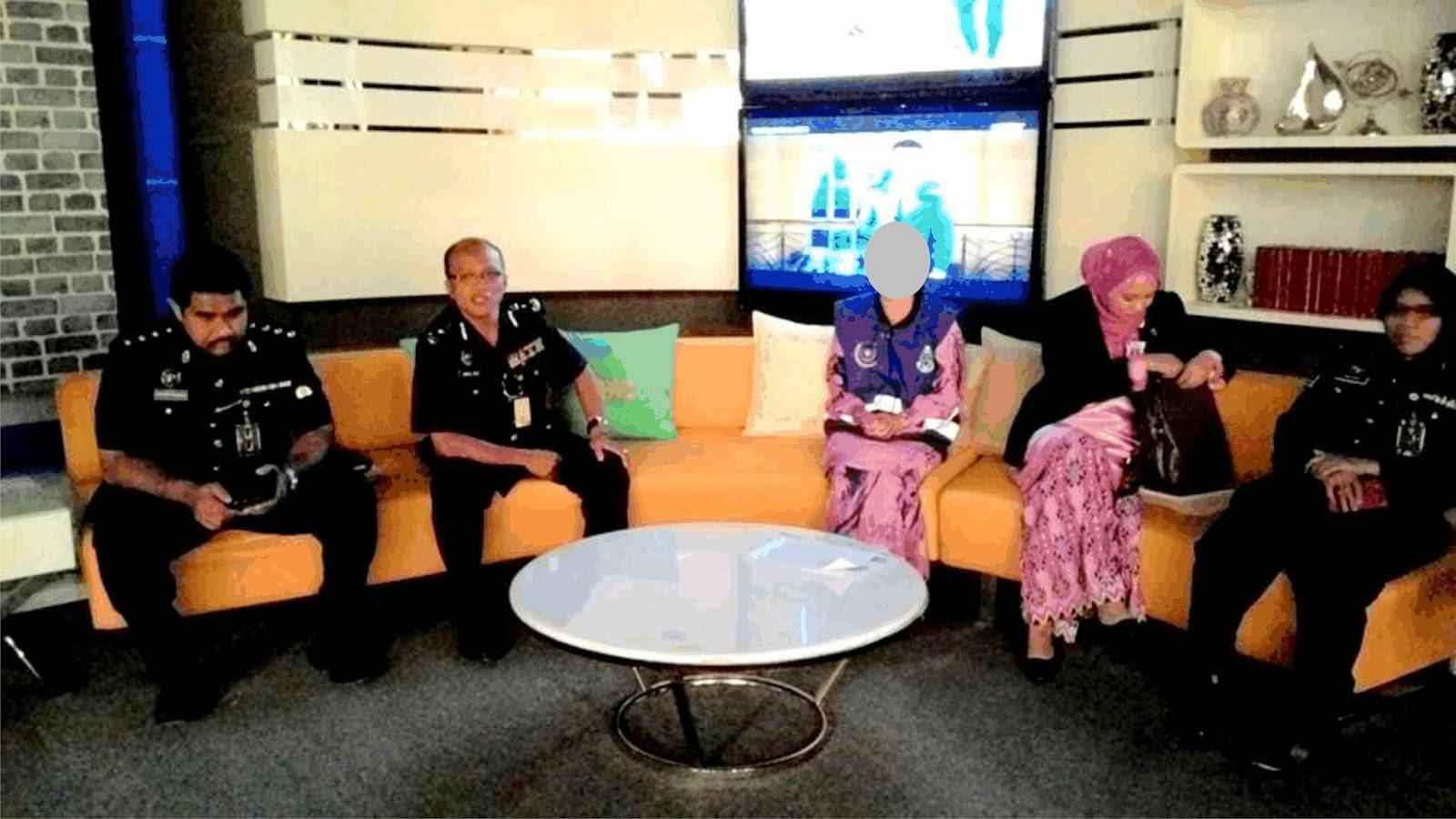Perintah Kehadiran Wajib, Wanita Hari Ini, TV3, TKPj Abdul Aziz