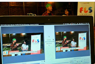 Pengalaman Buat Live Streaming FLS