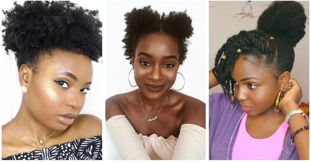 33 Gorgeous 4c Natural Hair Styles To Try Researching The Internet